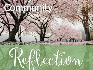 Devotion Topic : Loving His Community